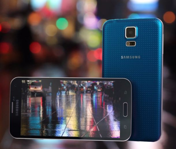 User Guide for Samsung Galaxy S5