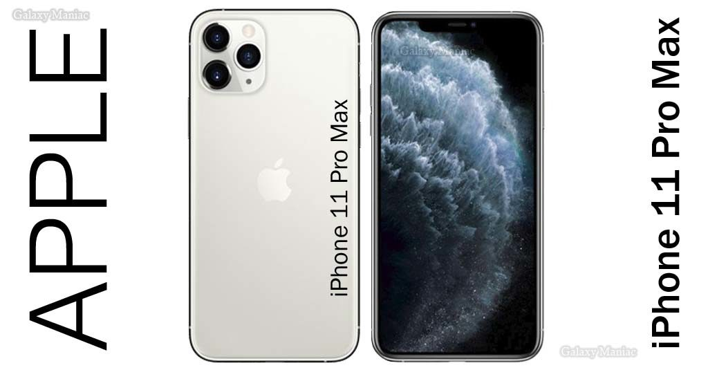 3. apple iphone 11 pro max