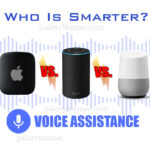 Apple Siri vs Amazon Alexa vs Google Assistant : True Tests Revealed Which Phone's AI (Voice Assistance) that is the Most Accurate One!