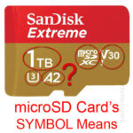What are the symbols shown on the microSD card? Am I Buying the Right One For My Phone?